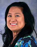 Arleen Satele, Vice President of Administrative Services