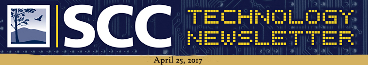 SCC Technology Newsletter