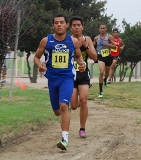 SCC Hawks at Foothill Invite