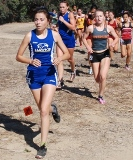 SCC Hawks running at Golden West Invitational