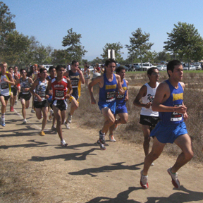 Santiago Canyon College Cross Country