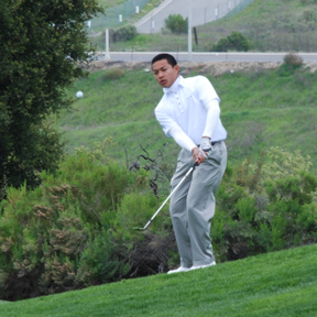 Santiago Canyon Men's Golf
