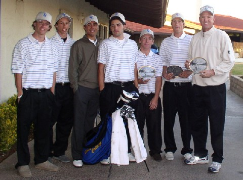 Team Picture Victor Valley Invitational 2006
