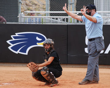 Santiago Canyon Softball