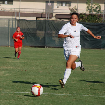 Santiago Canyon College Women's Soccer 2008