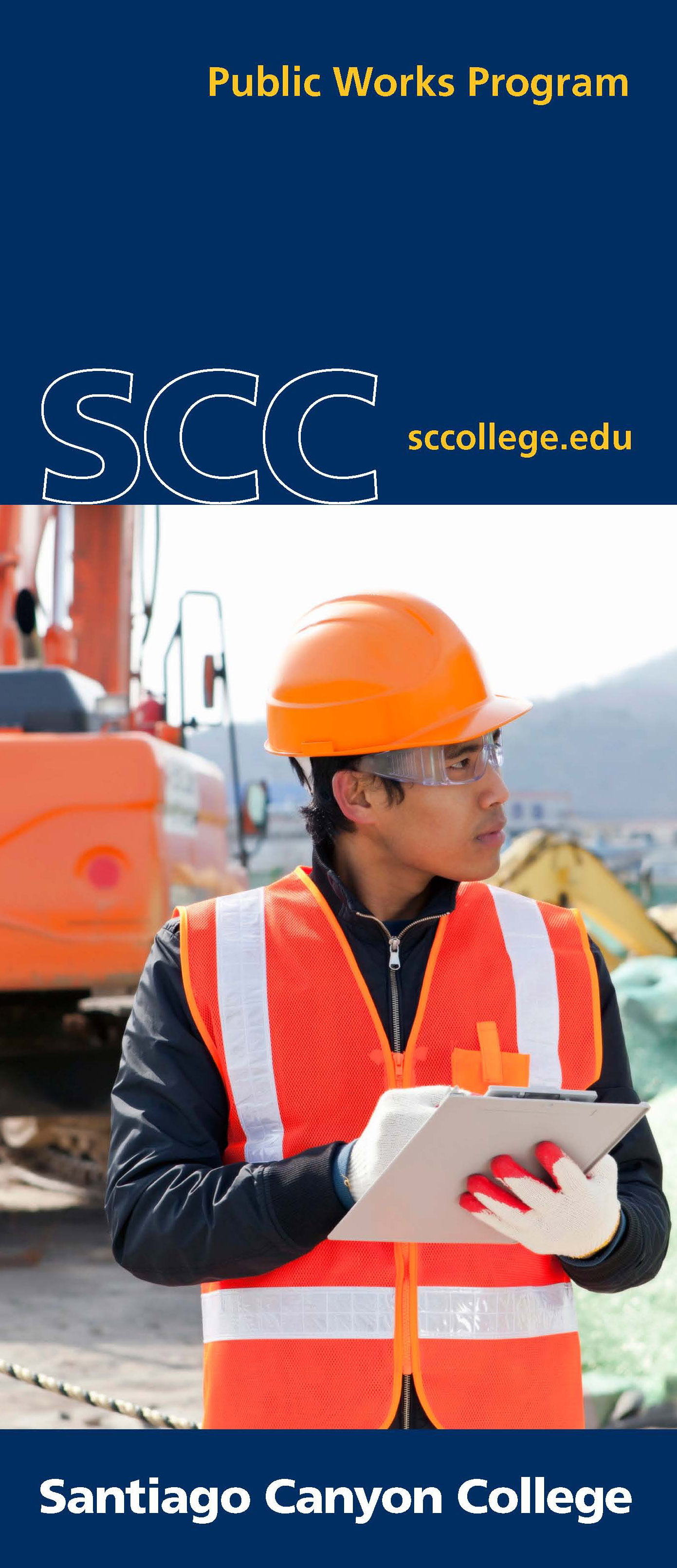 public works Brochure cover