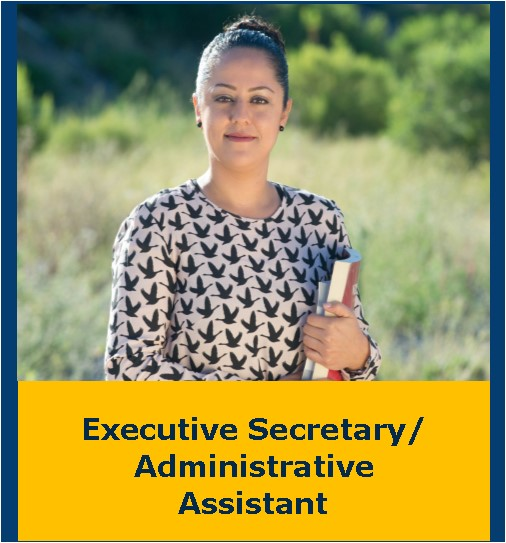 Executive Secretary/Admin. Assistant