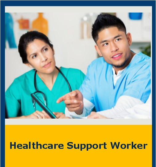 Healthcare and Suppor Worker Certificate