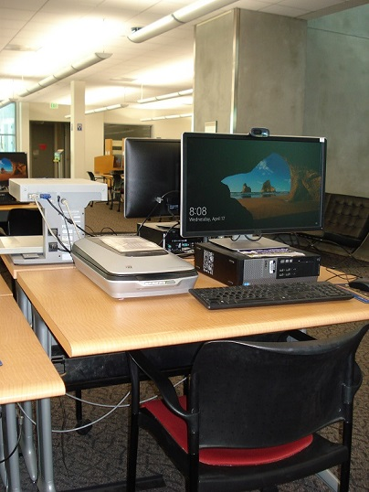 Assistive technology workstations