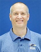 Men's Head Basketball Coach Todd Dixon