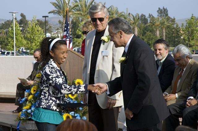 At the annual Scholarship Ceremony held on May 15, 2008 $65,000 in scholarship was presented to 141 deserving students, to helf further their education.